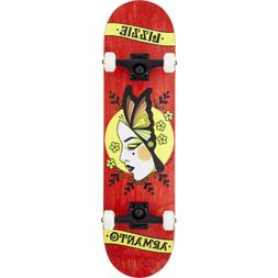 BirdHouse - Armanto Butterfly Complete Skateboard - Red/Pink