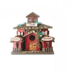 Birdhouse Kits For Kids, Wooden Hanging Finch Sparrow Hummin