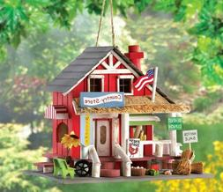 "Country Store Birdhouse ""Come Gossip Around Our Pickle Barre"