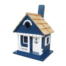 Home Bazaar HB-9407S Finely Crafted Detailed Anchor Cottage