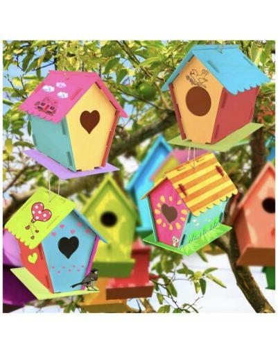 Crafts 4-8, DIY House Paint and