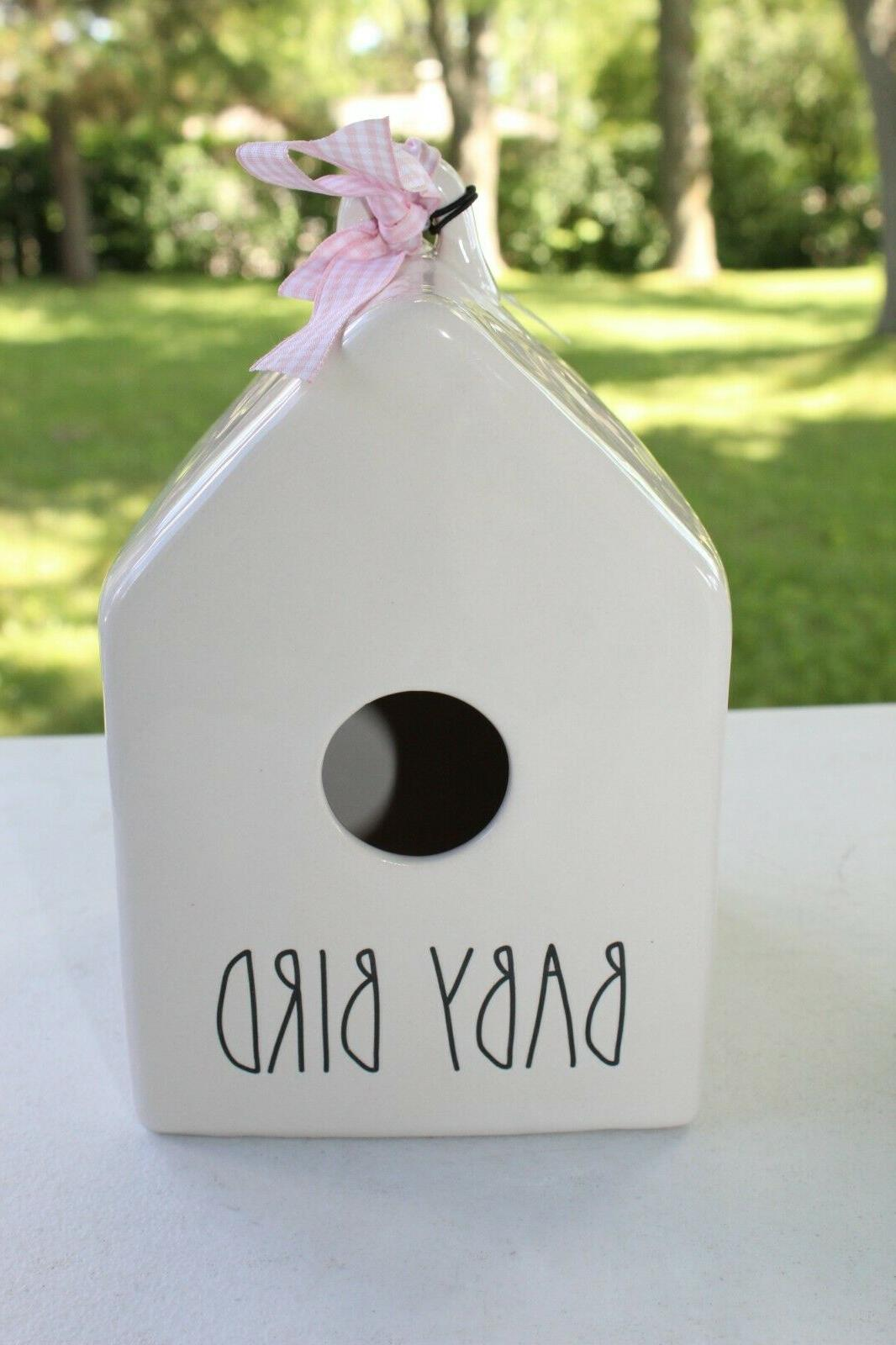 NEW - BABY BIRD - Large Letter Dun house