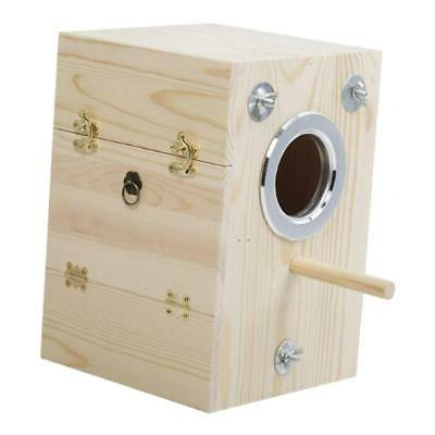 Wooden Large Nest Aviary Cage For