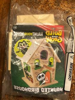 Lowe's Build and Grow Haunted Birdhouse Building Kit