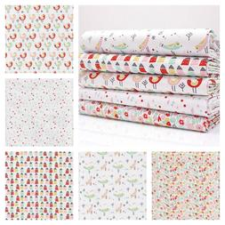MAGICAL VALLEY - 100% cotton fabric FQ METRE OR BUNDLE bird