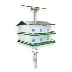 Nature House Purple Martin Safety System With 14' Pole - MAD