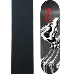 "Birdhouse Skateboard Deck Hawk Falcon 8.5"" with Grip"