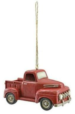 Red Carpet Studios Birdie in The Woods Birdhouse, Red Truck