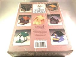 THE BIRD HOUSE BOOK AND KIT How To Build Fanciful Wood Birdh