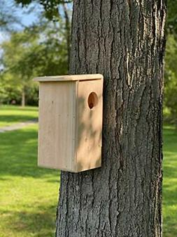 Wakefield Premium Squirrel House Nesting Box for Outdoors, 1