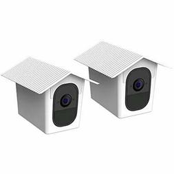 Weatherproof Birdhouse Cover For Arlo Pro And 2 Cameras Whit