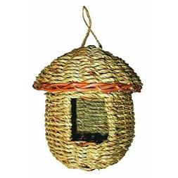 WOVEN ROPE ACORN WITH ROOF ROOSTING POCKET - 507786